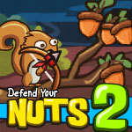 Juego Defend Your Nuts 2