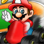 Juego Mario Racing Tournament