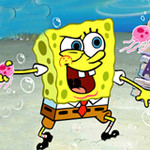 Juego Sponge Bob Squarepants Anchovy Assault